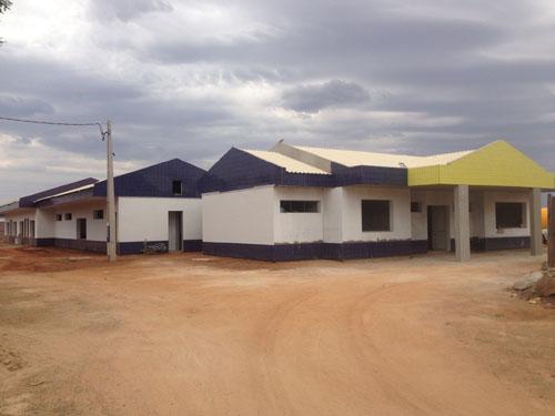 A new School in Brazil