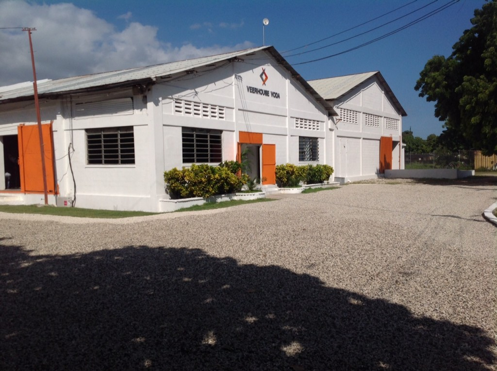 Veerhuis factory in Haïti fully operational