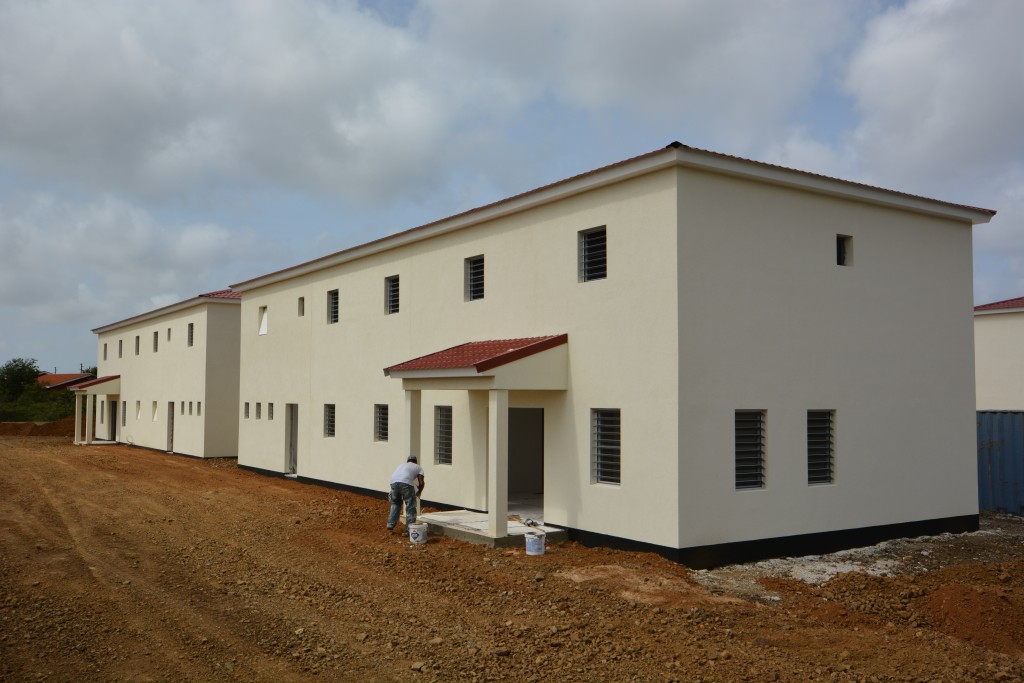 Residential facilities for Stichting Project, Bonaire