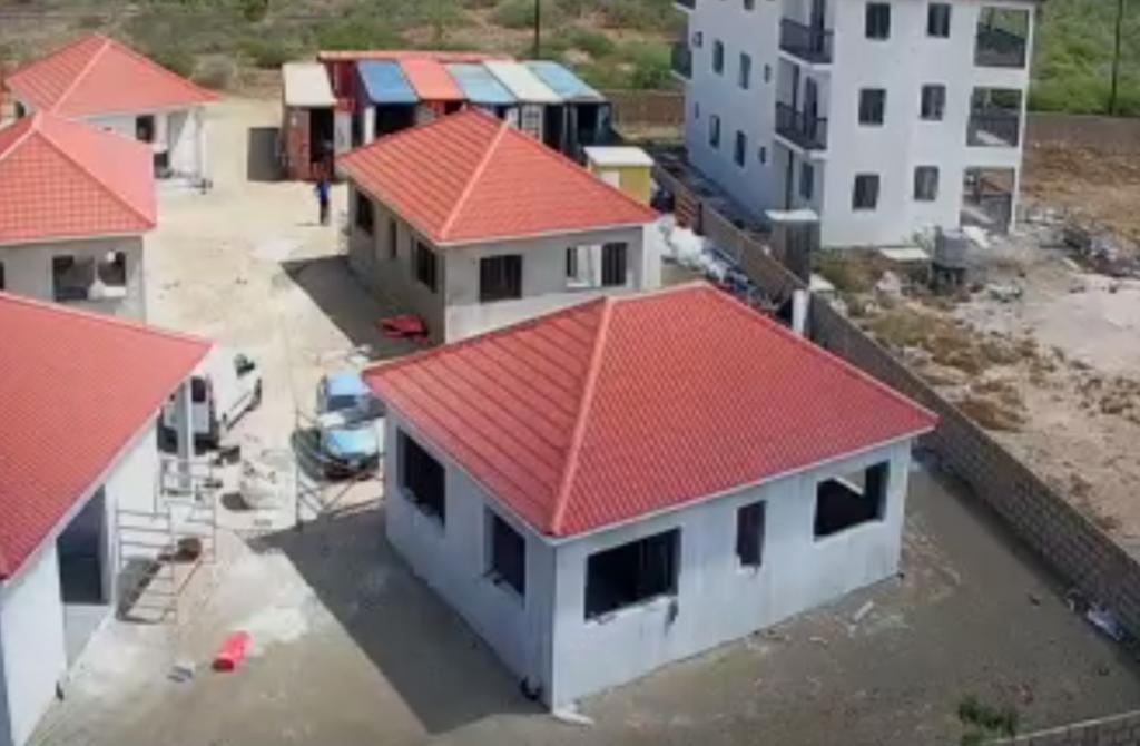Eleven bungalows Bonaire