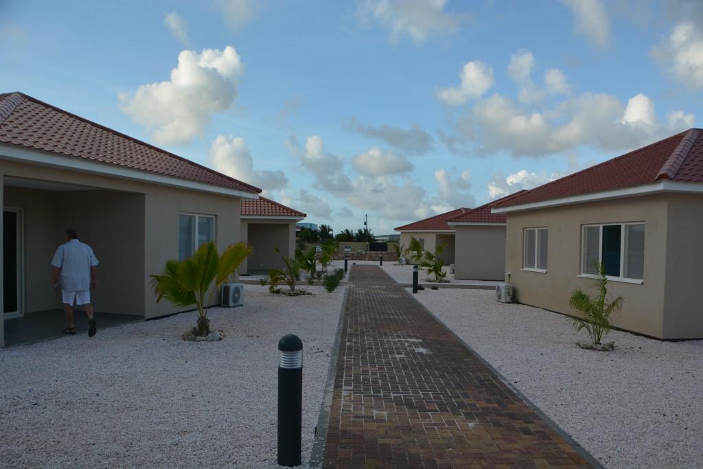 Bungalows in Bonaire